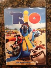 Rio (DVD, 2011)New Authentic US Release