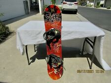 Toddler 111cm Snowboard Disney's Pirates Of The Caribbean Worlds End Bindings XS