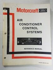 1974 Ford Motorcraft Air Conditioner Control Systems Reference Manual FP-7546