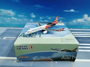 Dragon wings Turkish airlines A320 TC-JRO 1:400