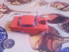 Orange Afx 55 Chevy body