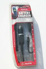 BRAND NEW 2005 Nokia Cell Phone Car Battery Charger For 252 282 3300 6360 8265