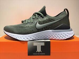 Nike Epic React Flyknit 2 ~ BQ8928 301 ~ Uk Size 11 ~ Euro 46
