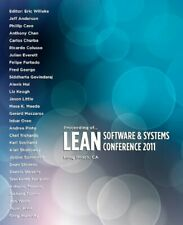 Proceeding of Lean Software and Systems Conference 2011 by Willeke, Eric New,,