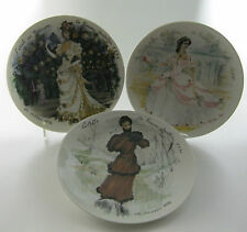 Sammel- & Zierteller aus Porzellan mit Frauen-Motiv