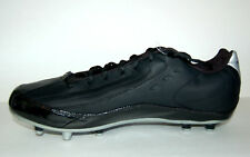 New Balance MF890LK Low Football Cleats Spikes Turf Shoes Men's 16 Black Leather