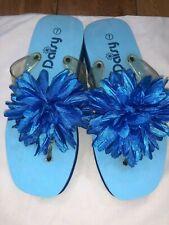 Damas Para mujeres niñas mula Gris Zapatillas De Viaje Hogar Cama de Invitados Talla 3 4 5 6 7 8 *
