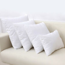 Goose Duck Down Feather Pillows for Decorative Sofa Premium Pillow Forms Inserts