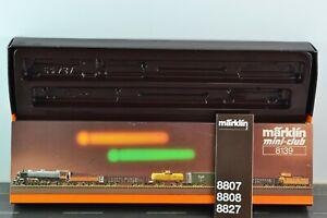 EMPTY BOX Marklin 8139 Milwaukee Road Set Z Scale