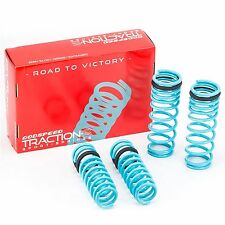 Godspeed Traction-S Lowering Springs For Honda Accord 1990-1997 CB7