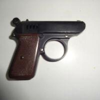 Spielzeugpistole aus Metall und Kunststoff Feuerzeug