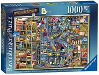 Jigsaw Puzzle AWESOME ALPHABET B 1000 piece RAVENSBURGER Family Kids Game