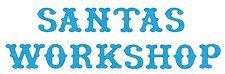 Sizzix Thinlits Santa's Workshop alphabet 54-pc set #660576 Retail $49.99 Rare!