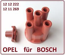 Zündverteilerkappe + Zündverteilerläufer OPEL OMEGA A 2.4i  C24NE