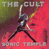 The Cult : Sonic Temple CD (1997) ***NEW*** Incredible Value and Free Shipping!