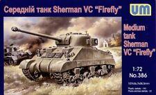 Unimodel 1/72 Sherman Vc Firefly # 386