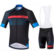 2021 Mens Cycling Jersey Bib Short Kit Bike Gel Pad Team Shirt Camiseta Ciclismo