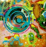 RED HOT CHILI PEPPERS the uplift mofo party plan: CD album CDP 7 48036 2 indie