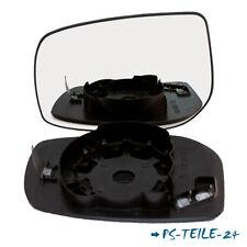 Spiegelglas für TOYOTA COROLLA 2005-2007 links sphärisch fahrerseite