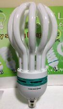 105W= 525 Flower Cool daylight  6500K CFL Lightbulb Lamp Energy Saver B22,£12.49