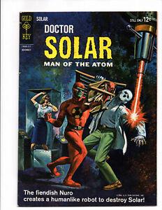 Doctor Solar, Man of the Atom #6 (Nov 1963, Western Publishing) - Very Good