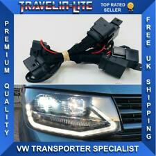 T6 Transporter Headlight Harness Dipped To Stay On With Full Beam Brand New