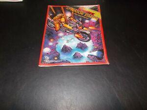 Operaton: Starfire, TS1, Top Secret/S.I. RPG, TSR 7624, New in plastic