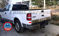 """2004-2014 Ford F-150 Tailgate Insert Overlay Cover Trim Molding Accent """"FORD"""""""