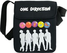 TABLET IPAD CASE BAG - CARRIER CROSS OVER LAPTOP SLEEVE COVER 1D ONE DIRECTION