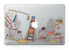 "New York City NY Fifth Avenue Sticker Macbook Air/Pro/Retina 13""15""17"