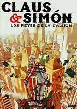CLAUS & SIMÓN de DANIEL ACUÑA y ARCAS. ed. GLÉNAT