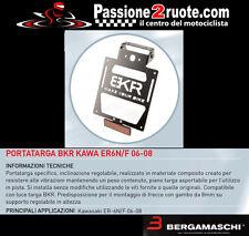 Portatarga Bkr kawasaki er6n er6f 2006 - 2008 porta targa license plate