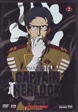 CAPTAIN HERLOCK The Endless Odyssey Vol. 2 (2002) DVD ORIGINALE NUOVO SIGILLATO