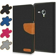 Case Samsung Galaxy S3 Mini Case Wallet Flip Case Cover