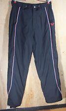 Roxy Black Red White Blue Girls Ski Snow Snowboard Pants Size XL