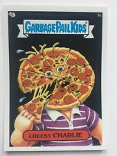 Garbage Pail Kids Topps 2003 Sticker All New Series 1 9a Cheesy Charlie