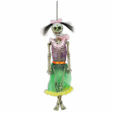 "Beistle 00934 Day of the Dead Female Skeleton, 16"", Multicolor"