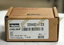 329463-12X New Parker Chelsea Valve Cap Assembly - PTO - 12V - OEM Solenoid