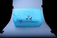 3PCS Blue Duvet Storage Bag King Size Pillow Bedding Blanket Sack-AmericanStyle