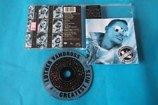 "LUTHER VANDROSS ""GREATEST HITS 1981-1995"" CD 1995 SONY MUSIC NUOVO"