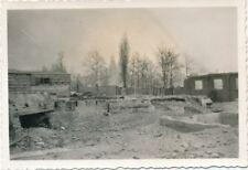 Foto, gesprengte Gebäude in Amsterdam (N)19322
