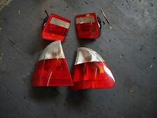 BMW E46 Touring Rückleuchten Rot Weiß M Paket original mit Heckklappe ( 7 )
