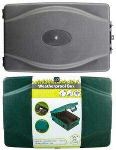 Outdoor Weatherproof Box Electrical Storage Housing for Power Extension Strip