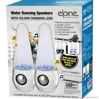 Magic Dancing Colorful LED Bluetooth V3.0 Speaker with Flashing Lights NFCFM