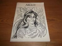 Alko A Journal of the Fantastic Summer 1989 Caermaen Books Authors of the 1890s