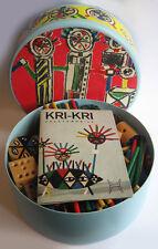 KRI-KRI PHANTOMOBILE 1950'S GERMANY HANDPAINTED ARTIST MARIA BILJAN BUIDLING TOY