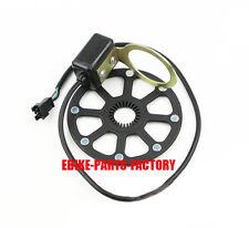 Electric Bike Power Pedal Assist Sensor PAS Voltage Mode EBike Assistant E-bike