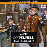 David Copperfield: by Charles Dickens - Unabridged Audiobook - 28CDs