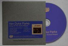 Van Dyke Parks clang of the Yankee Reaper ADV cardcover CD