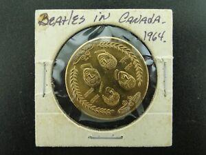 1964 BEATLES CANADA TOKEN - RARE